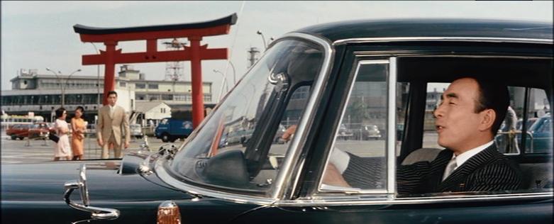 『クレージーの怪盗ジバコ』と穴守稲荷神社の大鳥居