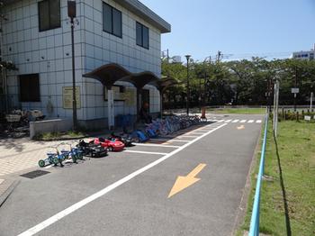 大田区の児童交通公園、徹底 ...