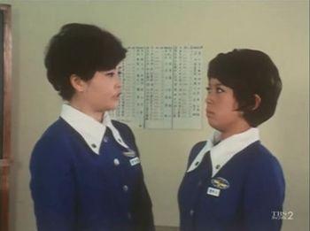 岡崎友紀と春川ますみ『なんたって18歳!』