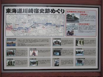 東海道川崎宿史跡めぐり