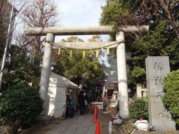 徳持神社(八幡神)