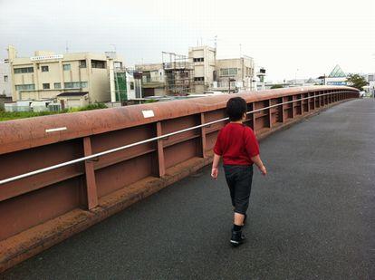 大田区羽田・天空橋を歩く