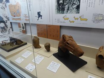 多摩川台公園古墳展示室2.png