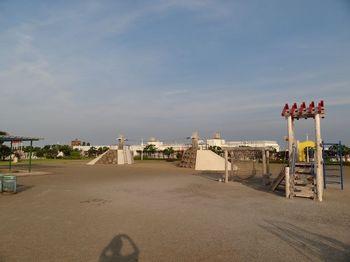 森ヶ崎公園1