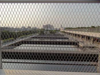 森ヶ崎水再生センター